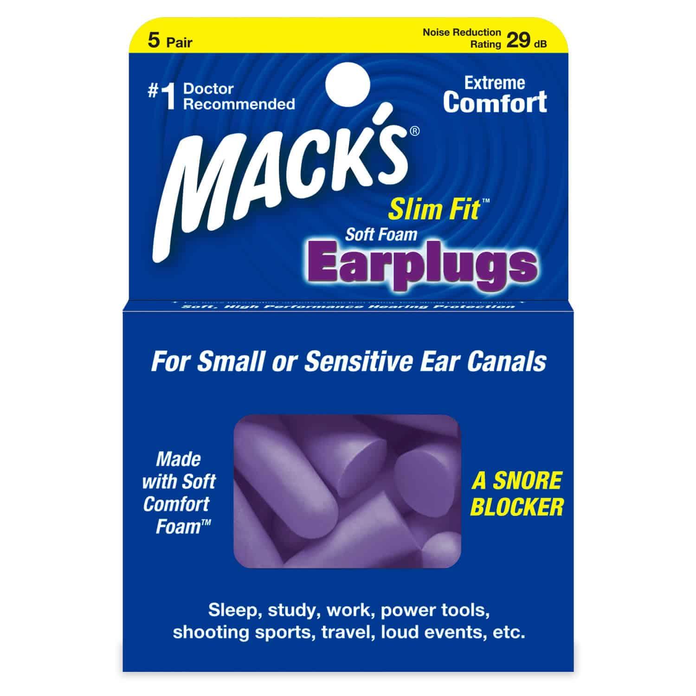 Nút bịt tai cho tai nhạy cảm Slim